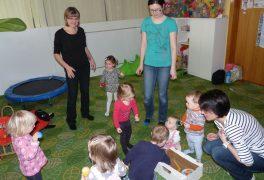 Mateřské centrum – květen