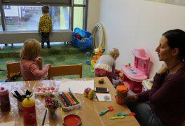 Mateřské centrum – otevřená herna