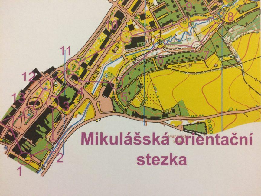 Mikulášská orientační stezka – zhodnocení