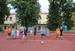 Příměstský Sportovní tábor – fotoohlédnutí